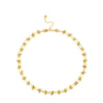 KNOT NECKLACE GOLD